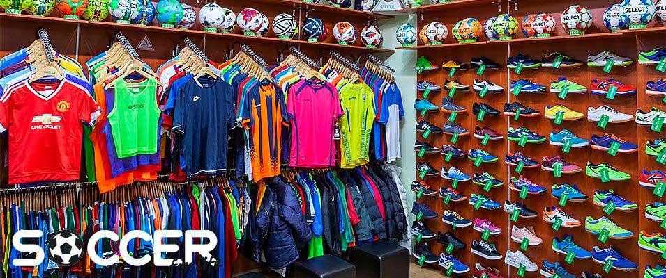 22c4631b Футбольный интернет-магазин SOCCER