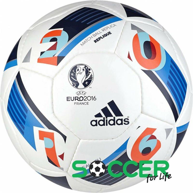 Мяч футбольный Adidas UEFA EURO 2016 Replique AC5430 размер 3 44c1a74882db8