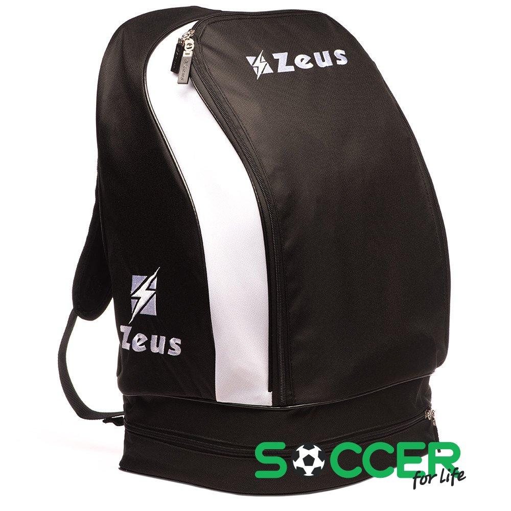 0ccb1f470915 Заказать Рюкзак Zeus ZAINO ULYSSE Z00481 цвет: черный/белый в ...