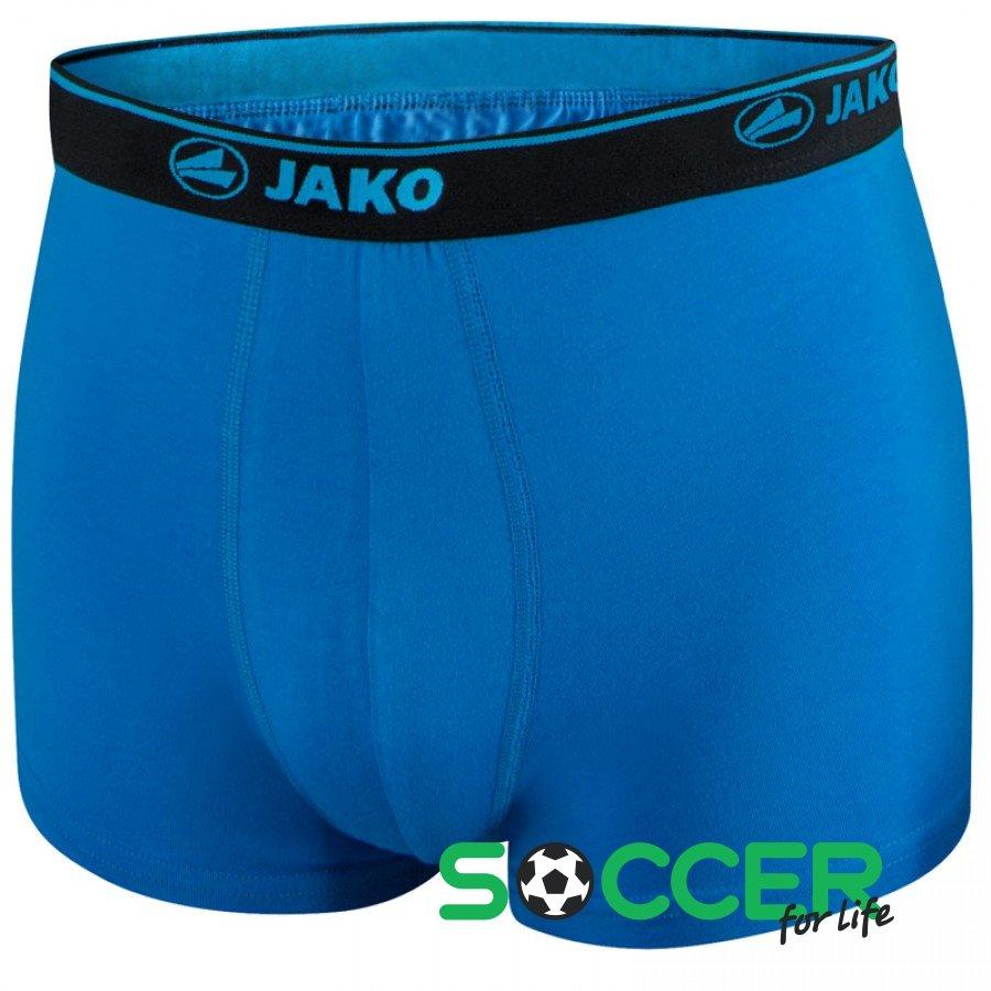 89ab8db291649 Купить Трусы мужские (боксеры) Jako 2er Pack 6203-89 цвет: голубой в ...