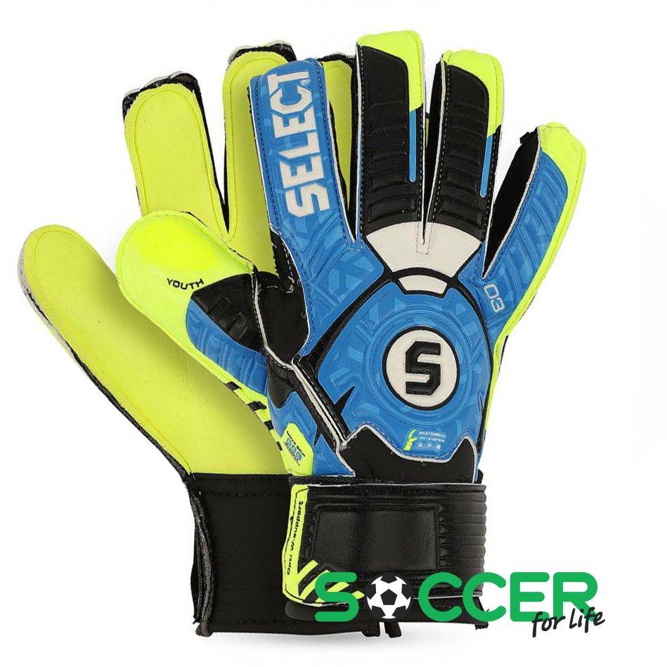 82001a71c31 Товар Вратарские перчатки детские Select 03 Youth в магазине.