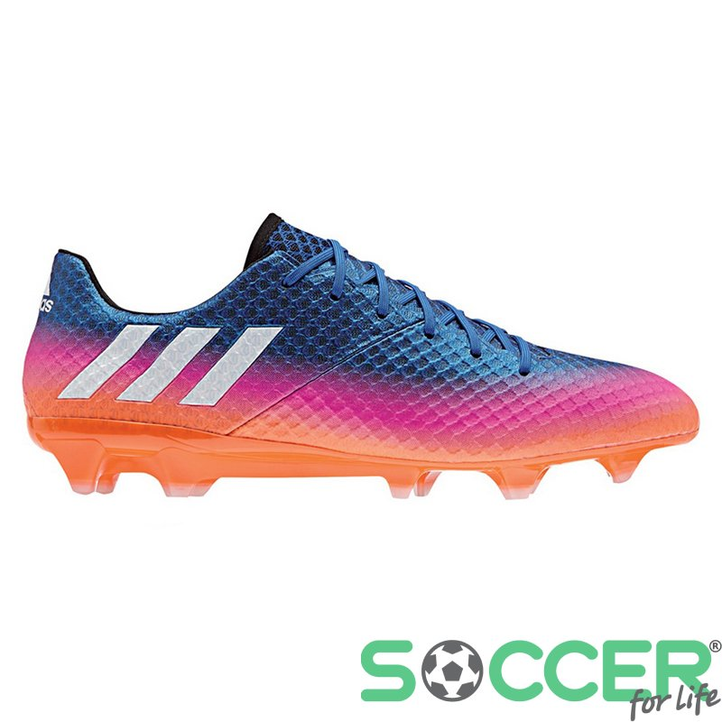 19dffcfc Бутсы Бутсы Adidas MESSI 16.1 FG BB1879 цвет:синий/розовый/оранжевый в  магазине