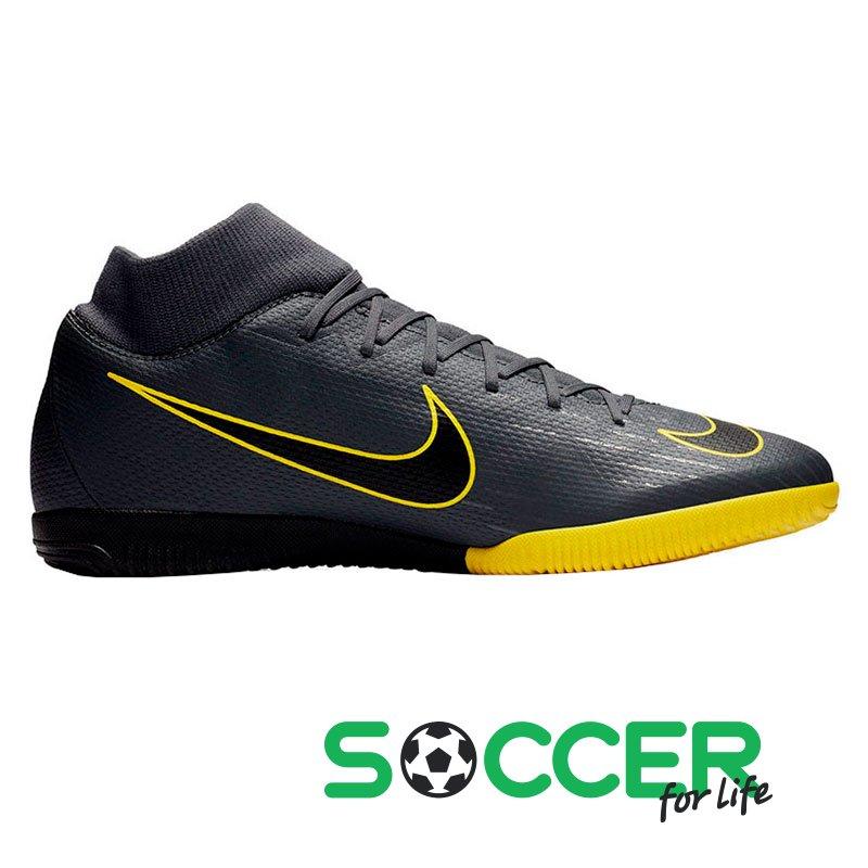 9bed003b Обувь для зала (футзалки Найк) Nike SuperflyX 6 Academy IC AH7369-070 (
