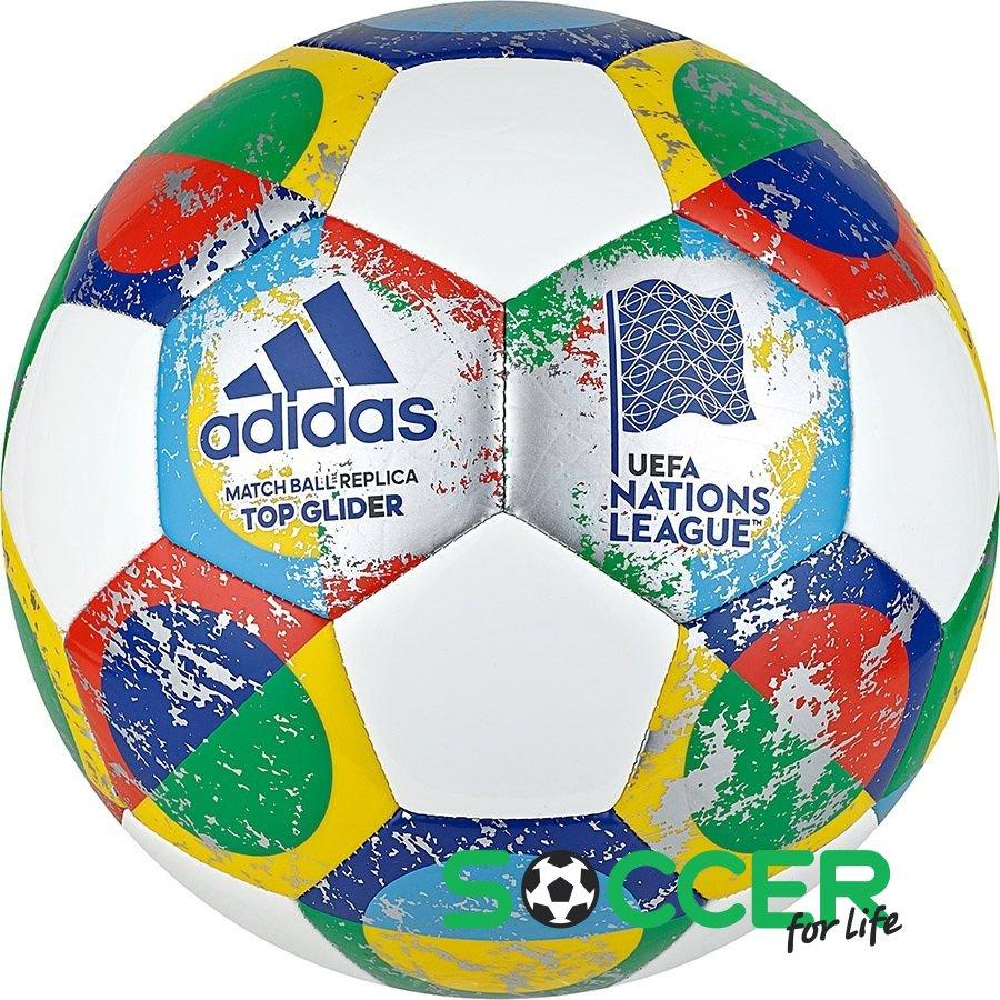 Купить Мяч футбольный Adidas Nations League UEFA 2019 Top Glider ... f709f2f02d3a4