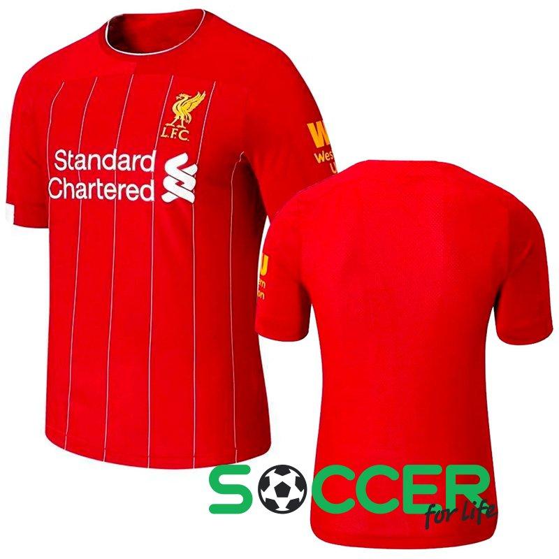 Futbolnaya Forma Liverpool Domashnyaya 2020 43129 Kupit V Soccer Shop Futbolnyj Internet Magazin