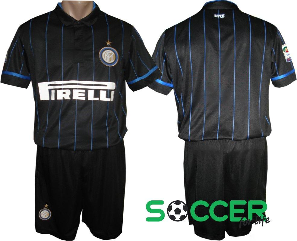 Заказать Футбольная форма детская Интер (Inter) 2015 здесь. 4aea811b76d