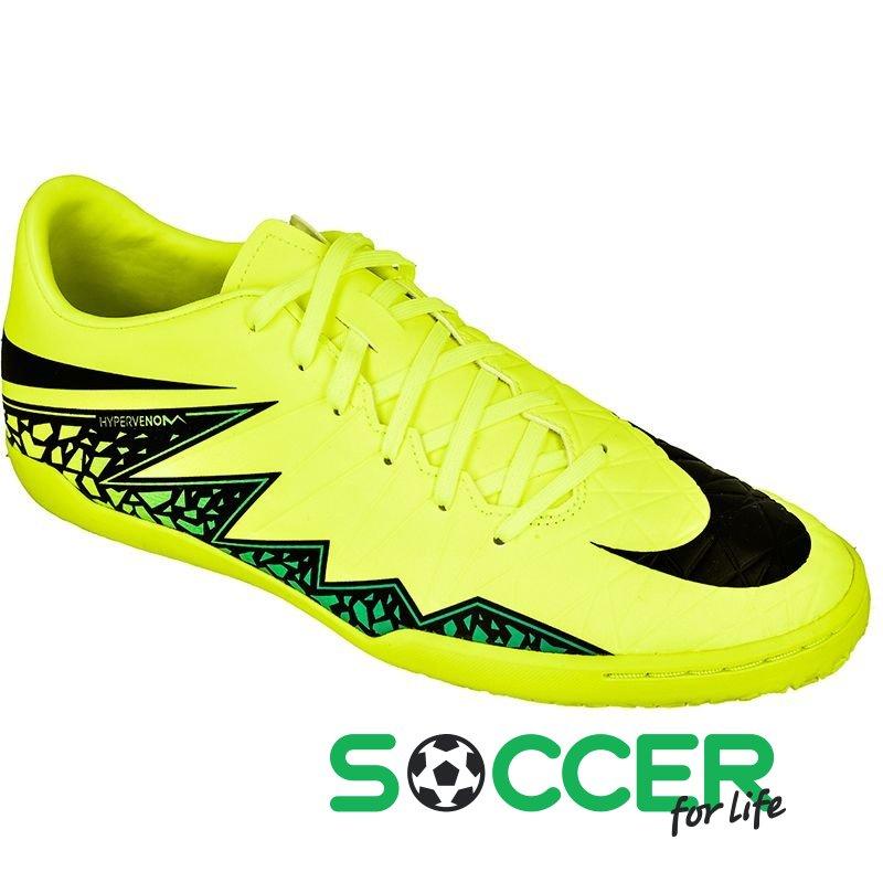 be19556f0 Обувь для зала (футзалки Найк) Nike Hypervenom Phelon II IC 749898-703 цвет