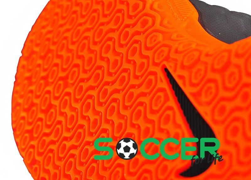 a549fb9c Обувь для зала NIKE JR PHANTOMX 3 CLUB IC AH7296-081 детская цвет: серый