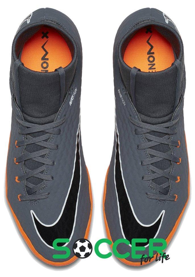 39c2c6ce3ed985 Обувь для зала (футзалки) Nike HypervenomX Phantom 3 Academy DF IC AH7274- 081. ‹ ›