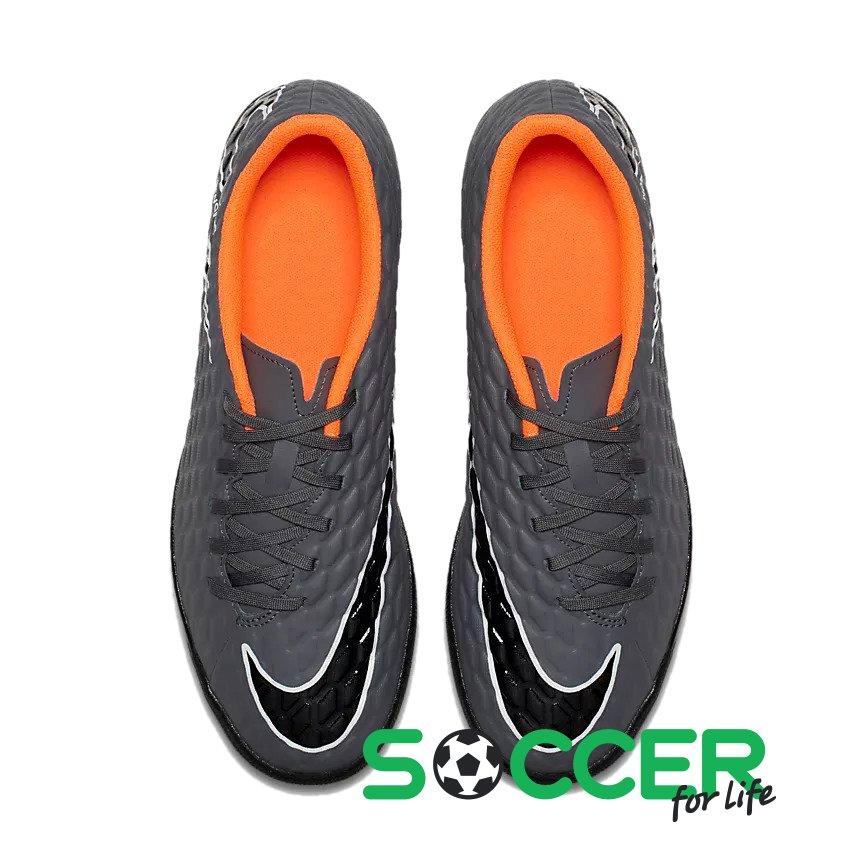 46752928 Многошиповки Nike HypervenomX Phantom 3 Club TF AH7281-081 цвет: серый  (официальная гарантия