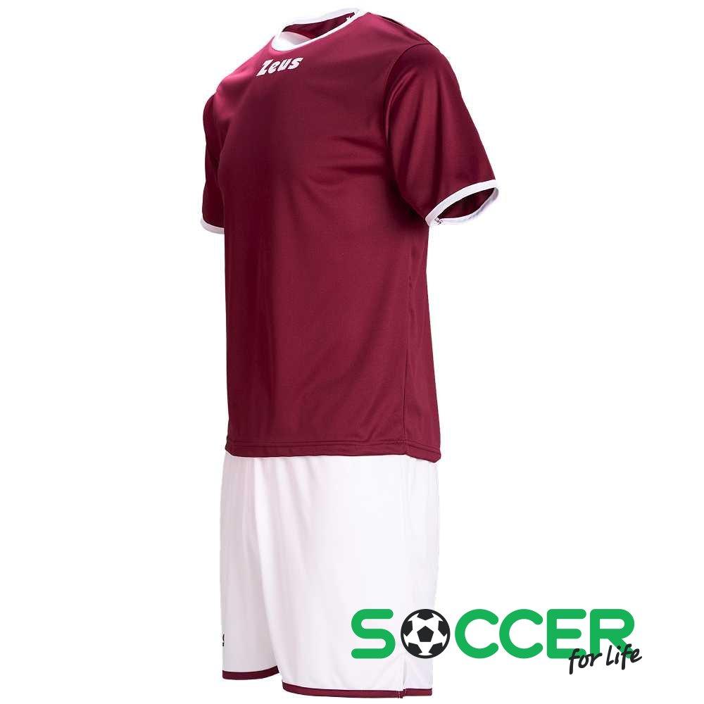 ФутбольнаЯ форма 2 к на заказ цвет бордовый