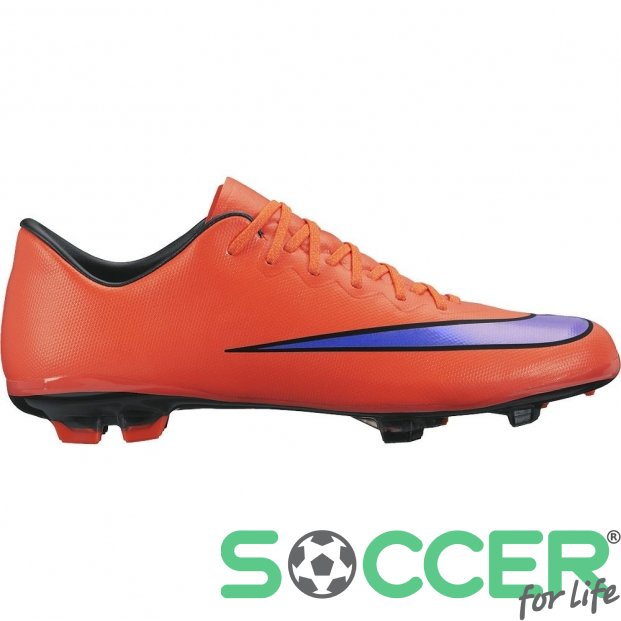 de30188a Купить Бутсы Nike JR NIKE MERCURIAL VAPOR Х FG JR 651620-650 цвет ...