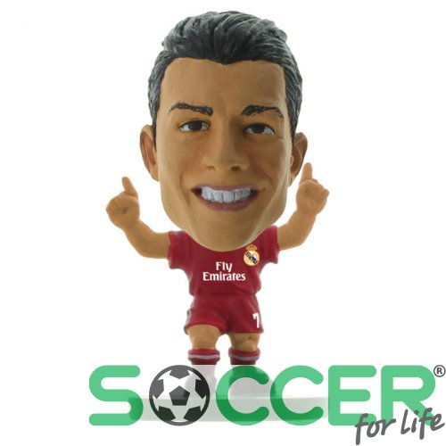 Фигурка футболиста Реал Мадрид Real Madrid F.C. SoccerStarz Ronaldo Away
