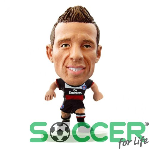 ������� ���������� ��� Paris Saint Germain F.C. SoccerStarz Cabaye