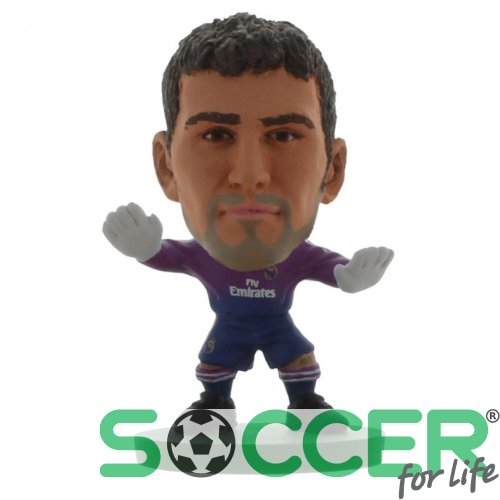 Фигурка футболиста Реал Мадрид Real Madrid F.C. SoccerStarz Casillas