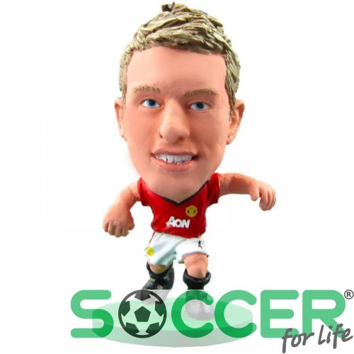 ������� ���������� ��������� ������� Manchester United F.C. SoccerStarz Jones