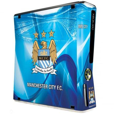 Наклейка на панель Xbox 360 Manchester City F.C. Манчестер Сити