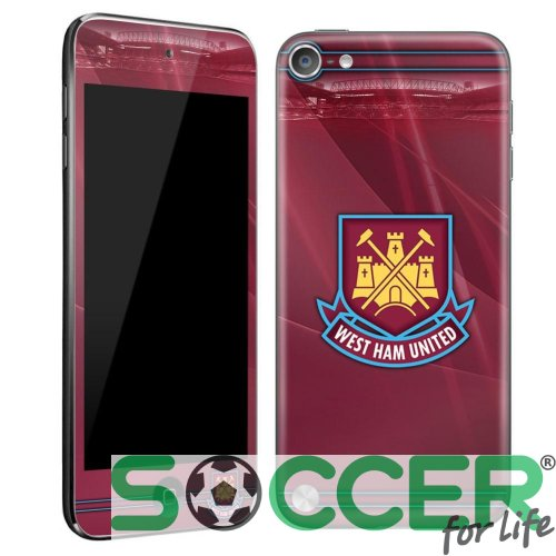 Наклейка на панель Ipod Touch 5G West Ham United F.C. Вест Хэм