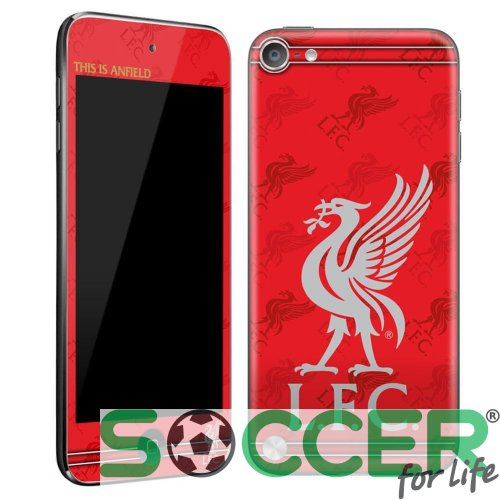Наклейка на панель Ipod Touch 5G Liverpool F.C. Ливерпуль