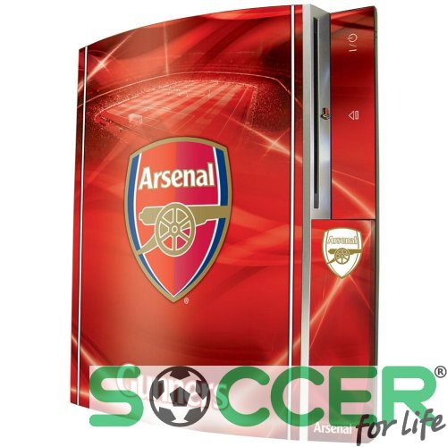 Наклейка на панель PS3 Arsenal F.C. Арсенал