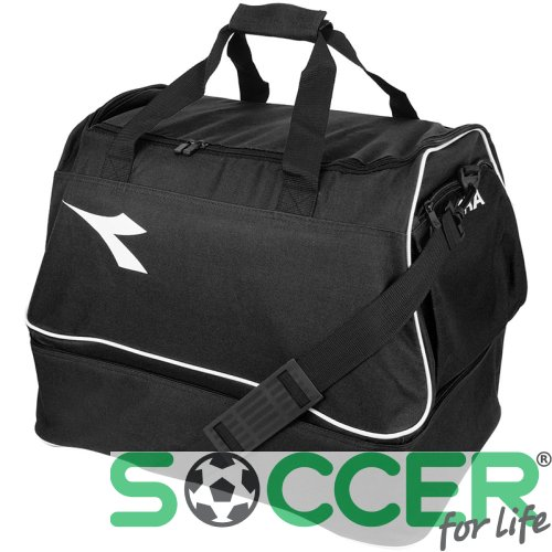 Сумка спортивная Diadora HAMBURG BAG черная