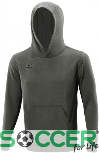 Реглан Mizuno Hooded Sweat 502 Цвет: серый