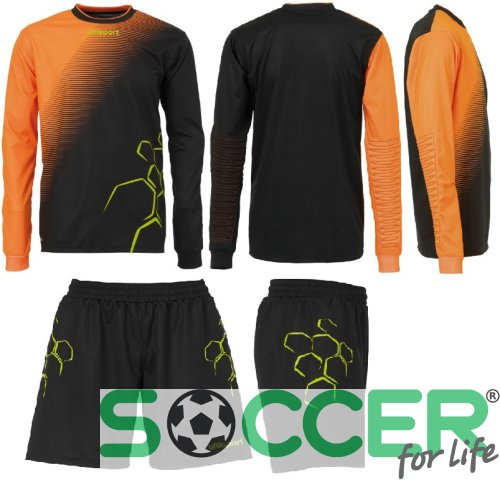 Вратарский комплект Uhlsport ANATOMIC ENDURANCE GOALKEEPER 100557203_100556503