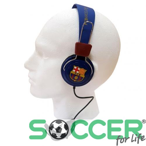 Наушники F.C. BARCELONA STUDIO HEADPHONES