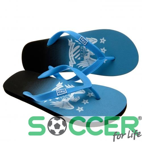 Сланцы детские Manchester City F.C. Flip Flops Junior