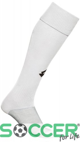 Гетры Lotto TRNG SOCK LONG LOGO белые