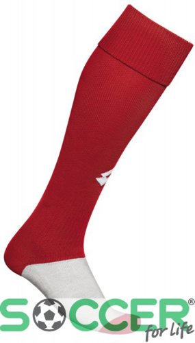 Гетры Lotto TRNG SOCK LONG LOGO красные