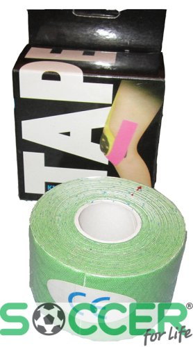 ������� ���� (Kinesio tape, KT Tape) ���������� �������� BC-4863 38 mm