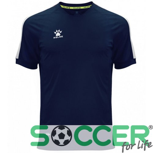 �������� ������� Kelme CAMISETA GLOBAL 78162 ����: �����-�����
