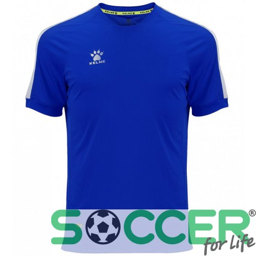Футболка игровая Kelme CAMISETA GLOBAL 78162 цвет: синий