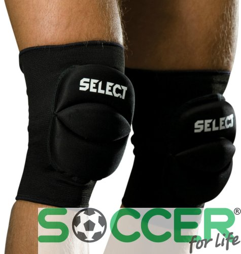 Наколенник SELECT Elastic Knee support with pad 571 (2шт)