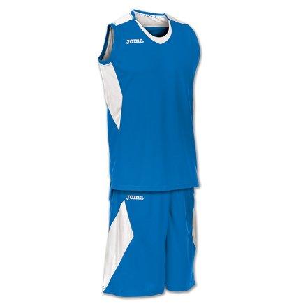 d07f14c1 Баскетбольная форма Joma Space 100188.702 цвет: синий/белый