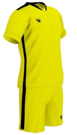 ce68060825d9 Форма футбольная Swift Prioritet детская цвет  желтый черный