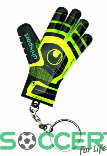 Брелок Uhlsport Mini Glove CERBERUS