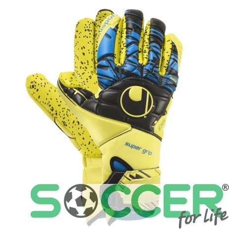 Вратарские перчатки Uhlsport SPEED UP NOW SUPERGRIP FINGER SURROUND 101100501