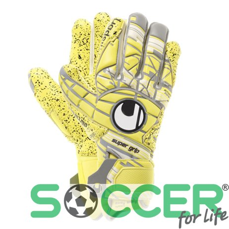 Вратарские перчатки Uhlsport ELIMINATOR SUPERGRIP HN LITE 101100601