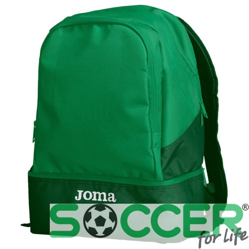 Рюкзак Joma ESTADIO III 400234.450 цвет: зеленый