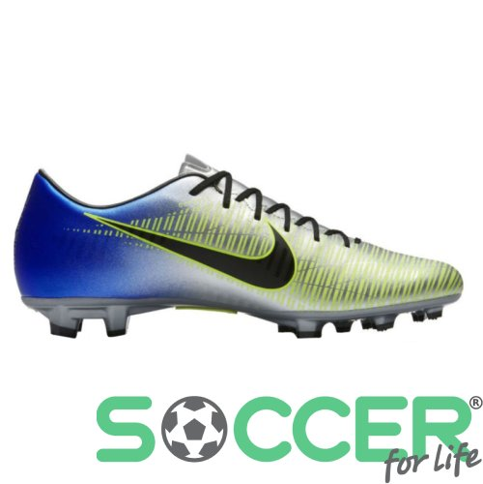 new arrival 20874 aeada Бутсы Nike Mercurial Victory VI NJR FG 921509-407 цвет: серебристый  (официальная гарантия)