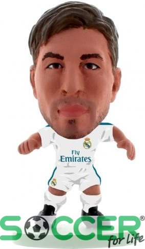 Фигурка футболиста Реал Мадрид Real Madrid F.C. SoccerStarz Серхио Рамос (Ramos)
