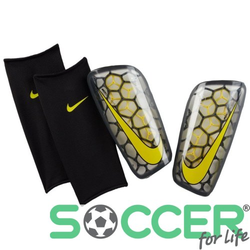 Щитки футбольные Nike Mercurial Flylite SuperLock SP2121-060