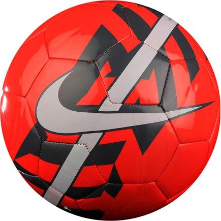 newest 2e7f3 55319 Мяч футбольный Nike Hypervenom React SC2736-671 размер 5