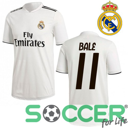 Футбольная форма реал мадрид bale 11