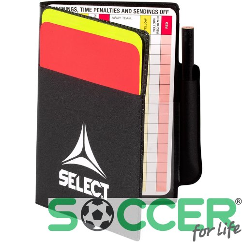 Органайзер для арбитра SELECT REFEREE CARD SET