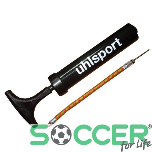 Насос Uhlsport Metal Ballpump 100118701