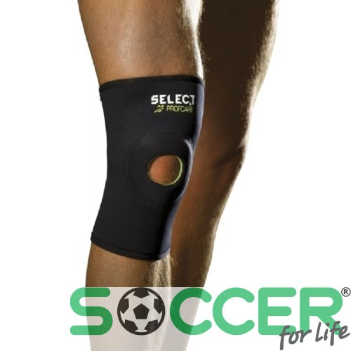 Наколінник SELECT Open patella knee support