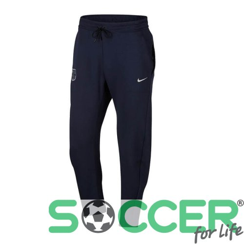 Спортивные штаны Nike Barcelona Sweatpants NSW Tech Fleece AH5463-455 цвет: синий